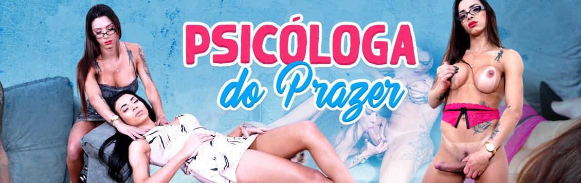 Sexo no consultório da psicologa do prazer