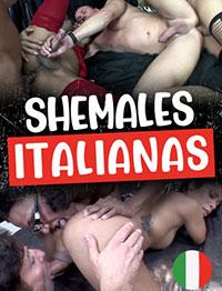 Shemales Italianas