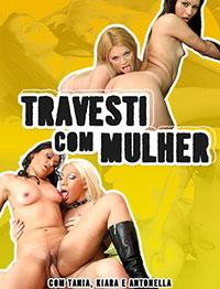 Travesti com Mulher
